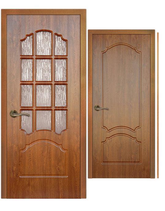 двері міжкімнатні деревяні фото ціна